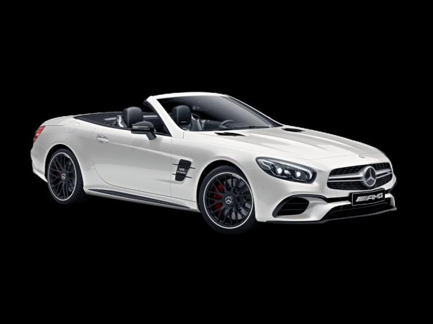 Mercedes-AMG SL Bei Senger