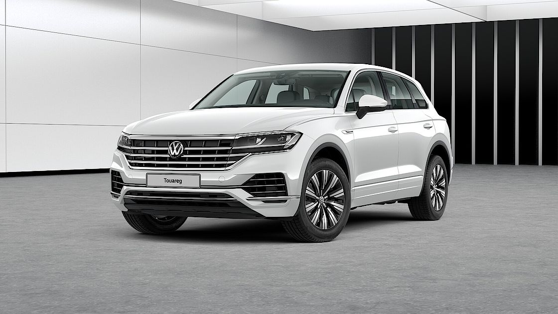 VW Touareg Firmenkunden Angebot