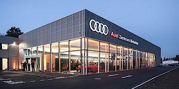 Audi Zentrum Bielefeld wird Senger