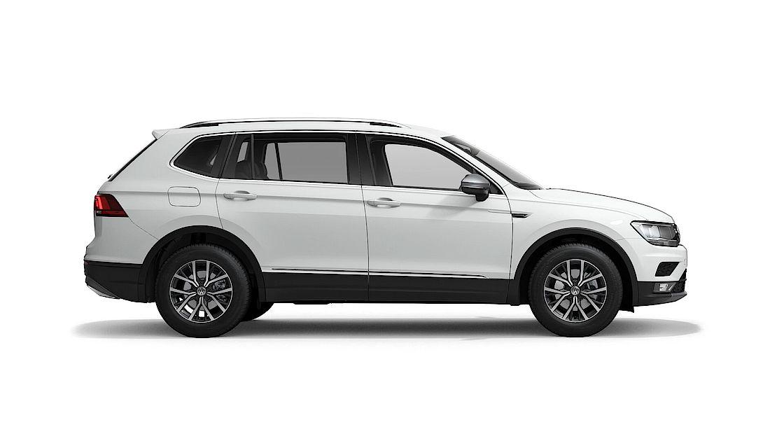 VW Tiguan Sllspace günstig leasen | Seitenansicht