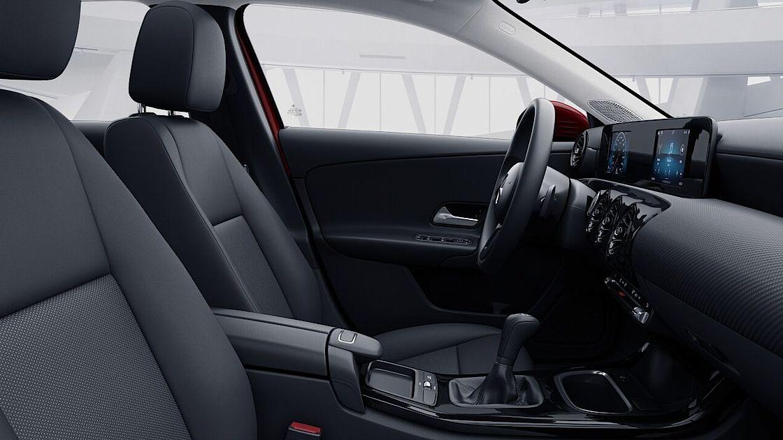 neue Mercedes A-Klasse Angebot