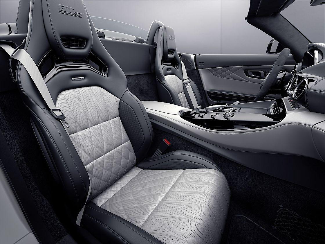 AMG GT C Roadster Sitze