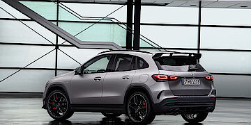 Mercedes-Benz GLA 45