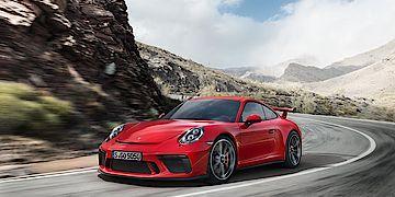 Neu bei Senger: Porsche 911 GT3