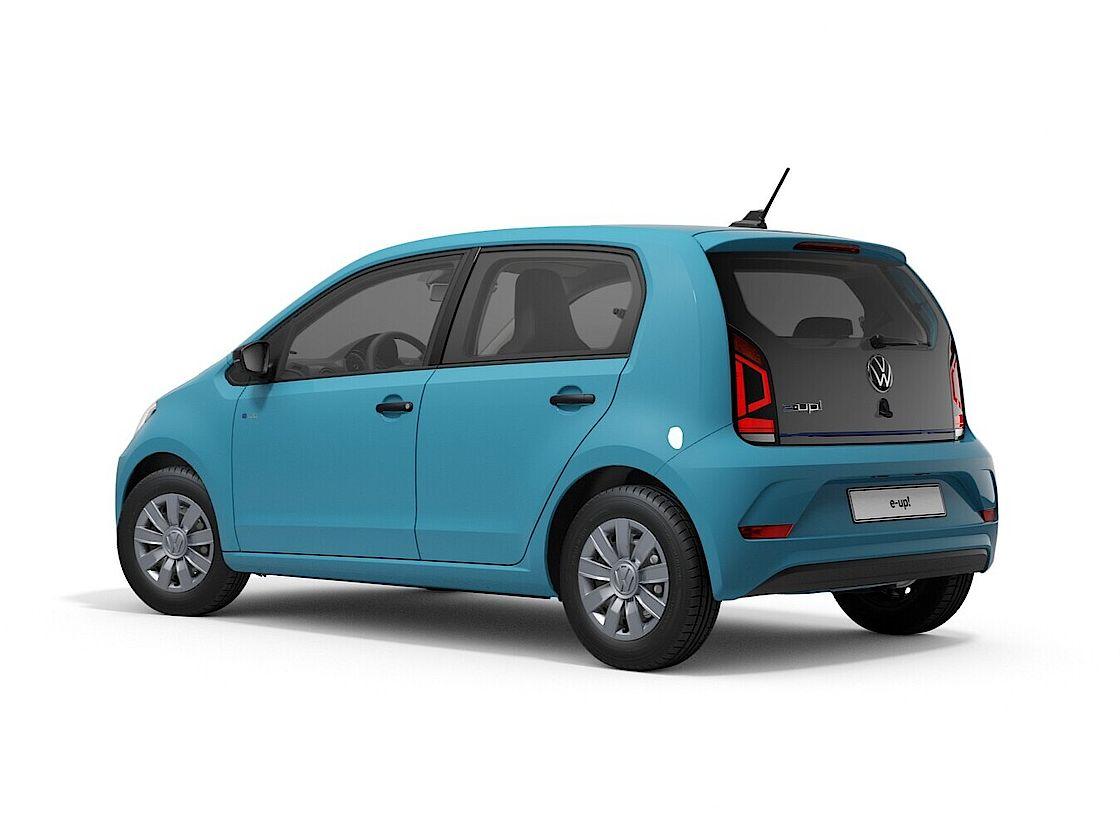 VW e-up Leasingangebot   Das Heck