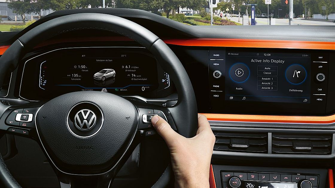 VW Polo Interieur