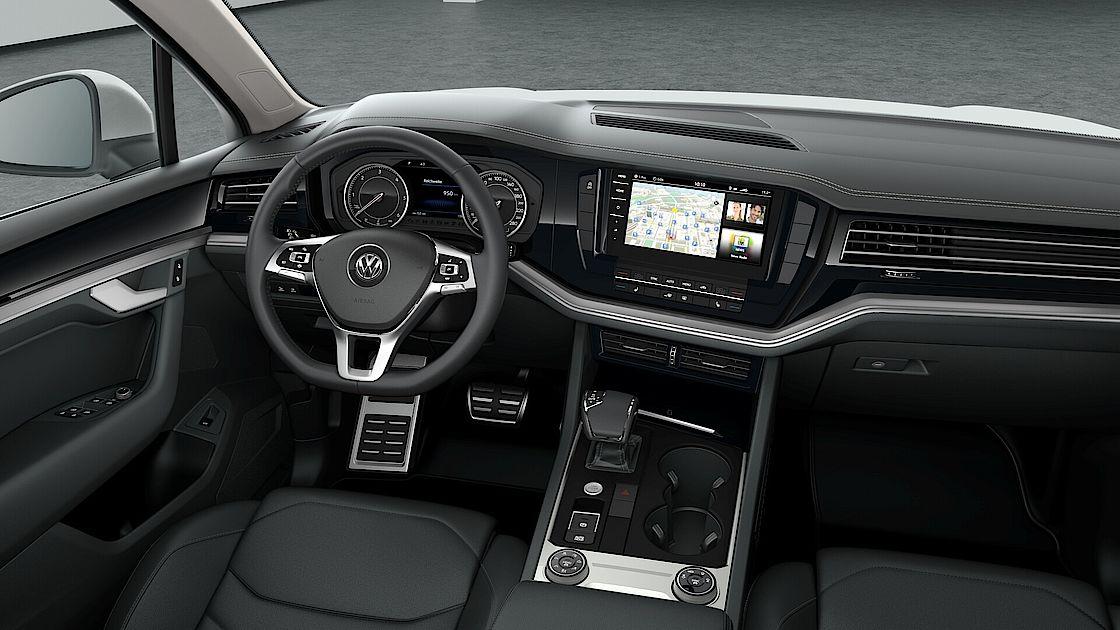 VW Touareg Leasing Geschäftskunden