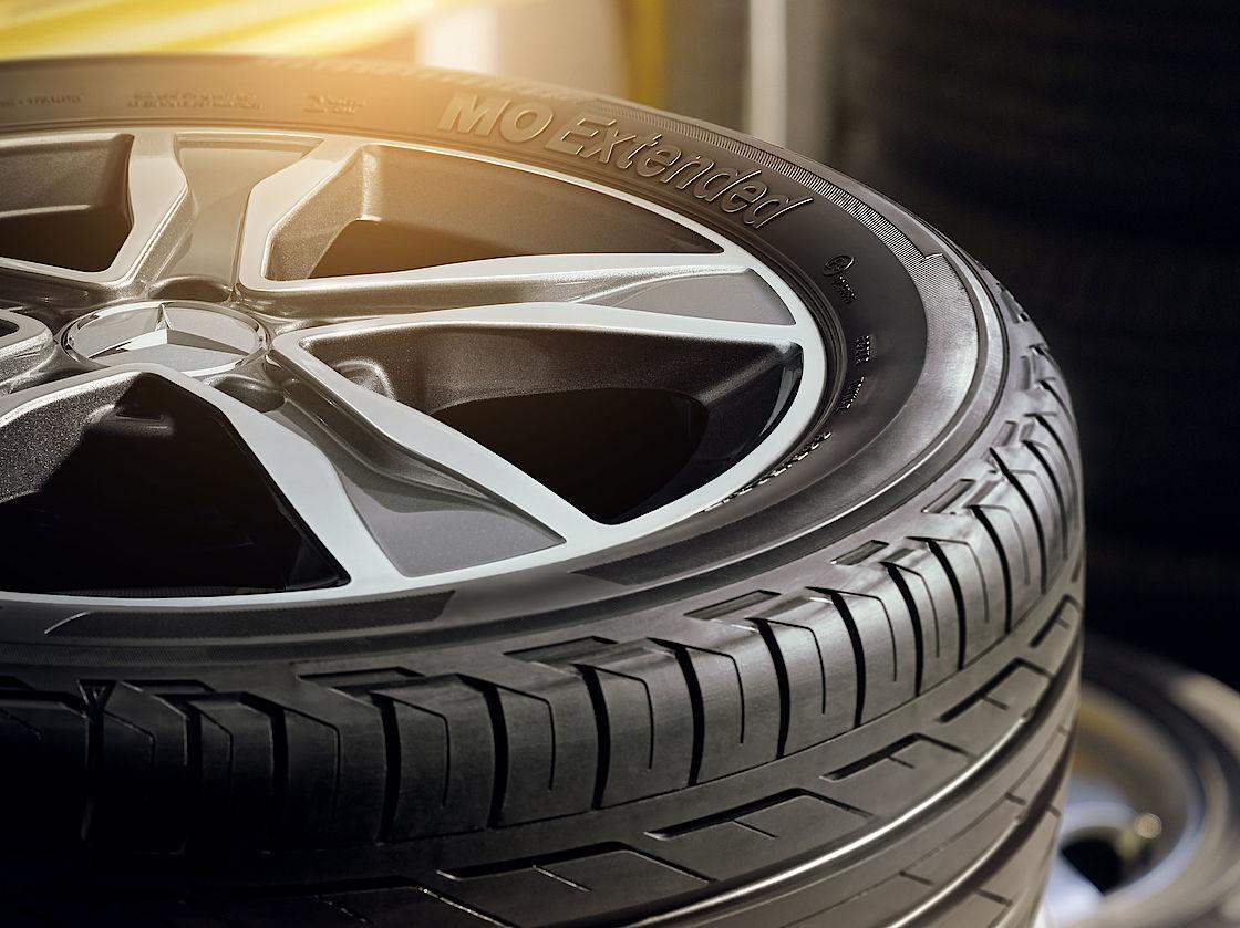 Reifenschutz Mercedes-Benz Senger