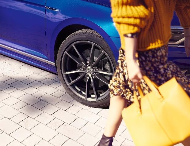 Volkswagen Passat mit neuen Ausstattungen