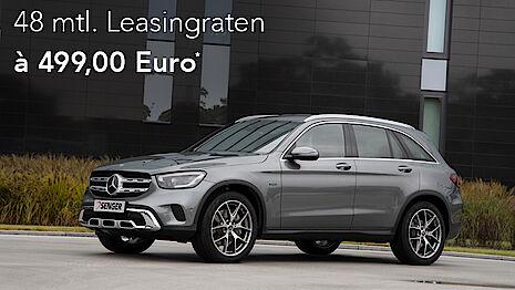 Mercedes-Benz GLC Plug-In-Hybrid Exterieur
