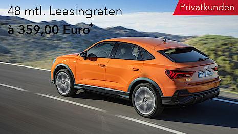 Der neue Audi Q3 Sportback Leasingangebot