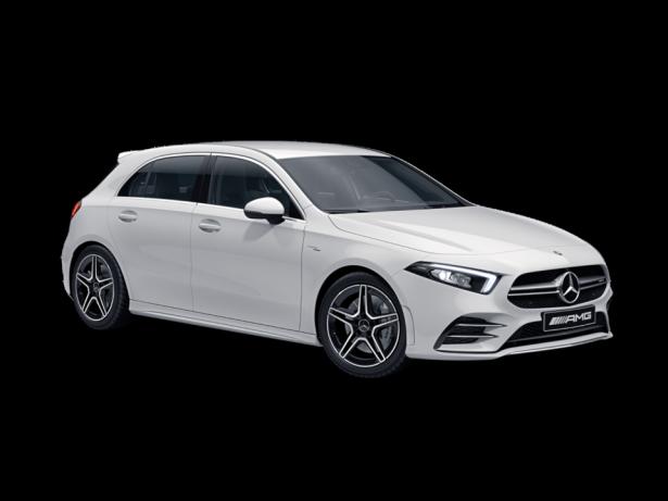 Mercedes-AMG A 35 bei Senger