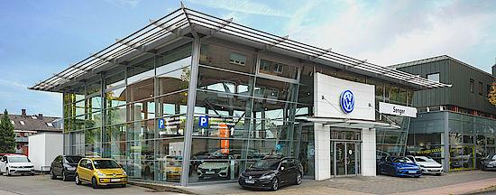 VW Nutzfahrzeuge in Münster