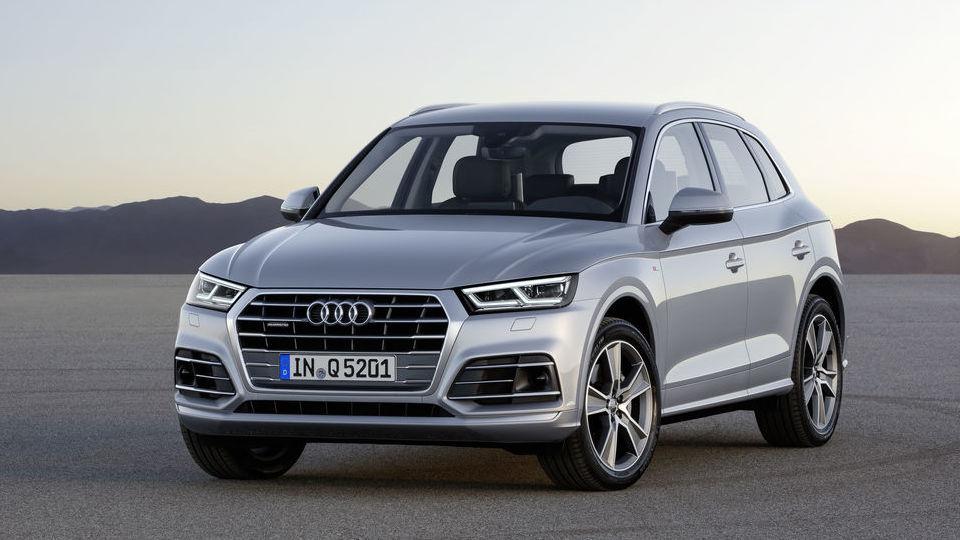 Audi Q 5 bei Senger