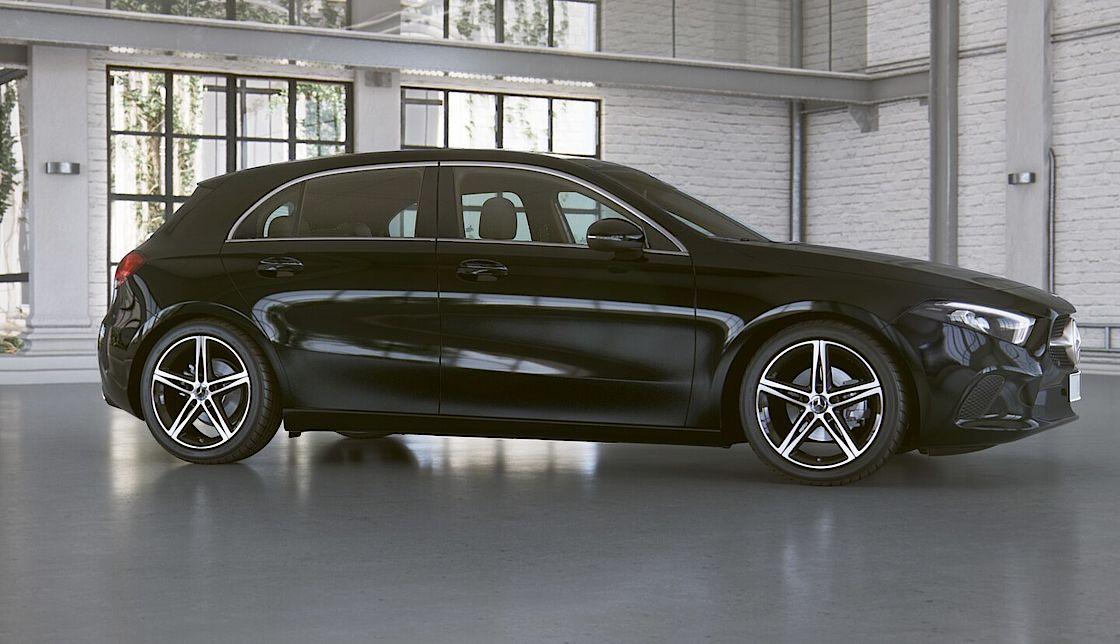 A-Klasse Edition 1 leasen