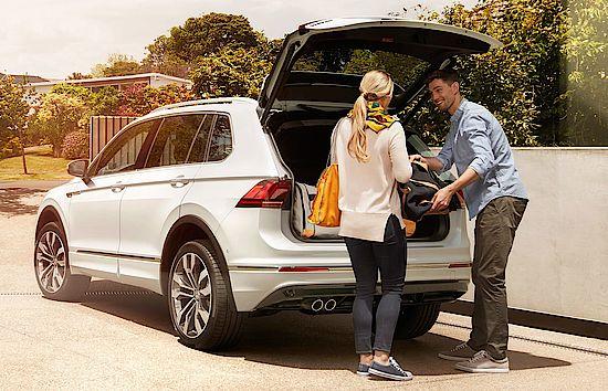 Ergänzungsmobilität von Volkswagen