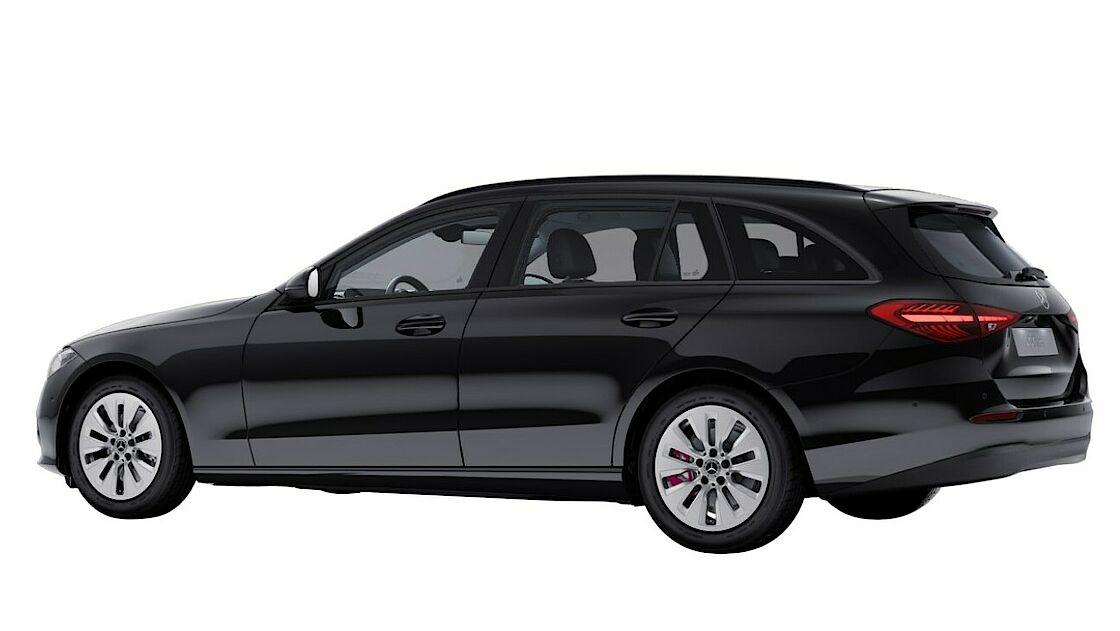 Mercedes-Benz C-Klasse Seite