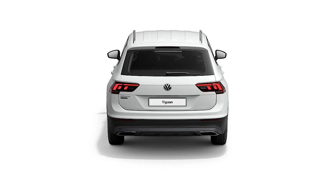 VW Tiguan Sllspace günstig leasen | Heck