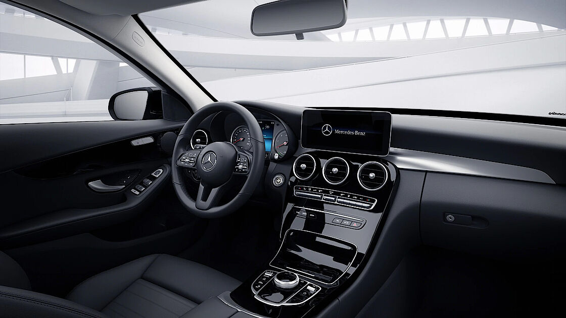 Mercedes-Benz C-Klasse T-Modell im Privatkundenleasing