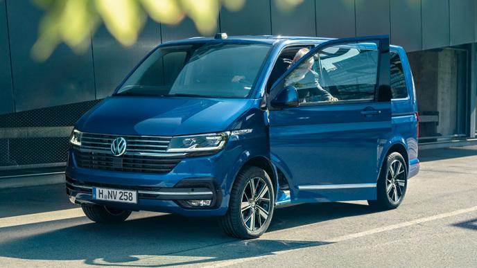 VW Caravelle 6.1