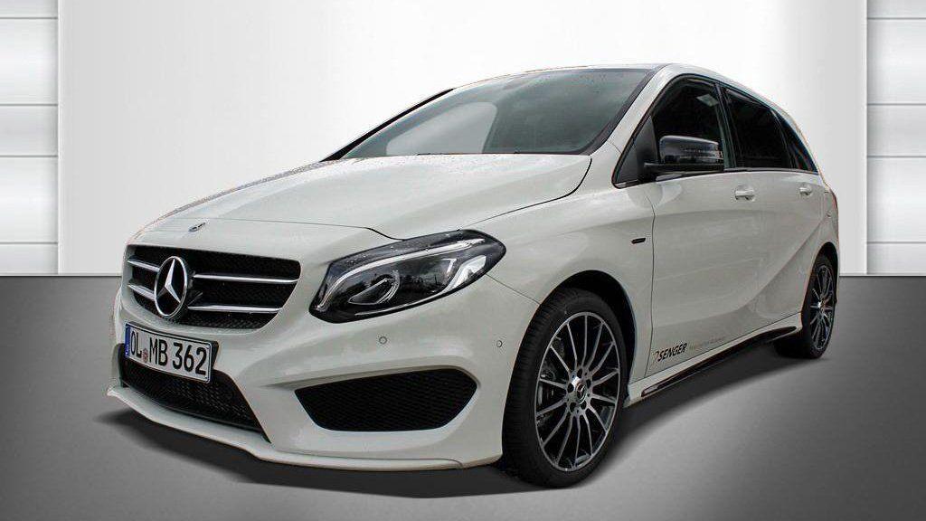 Mercedes-Benz B 200 d PEAK bei Senger