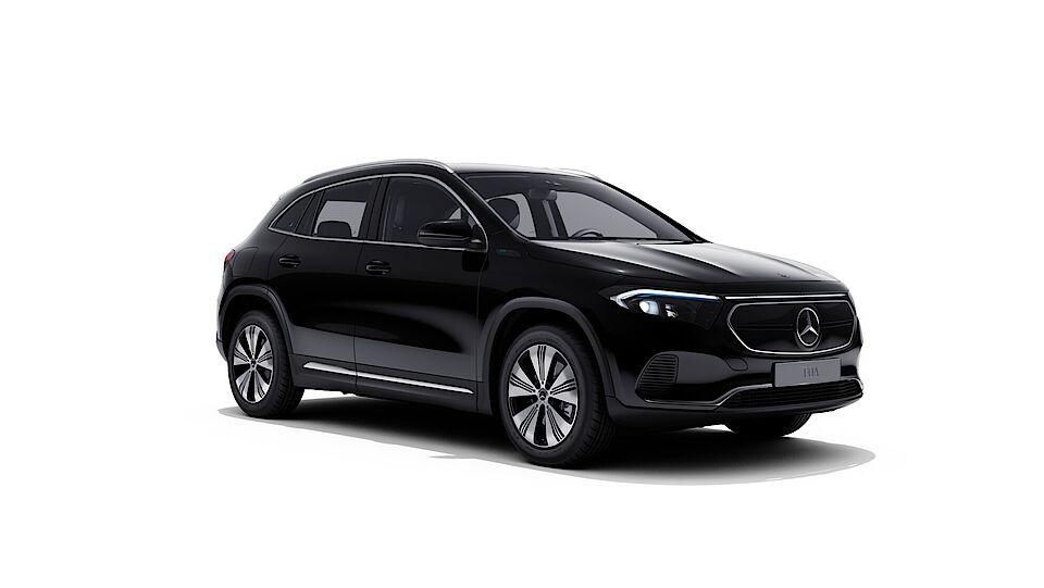 Mercedes-Benz EQA Front