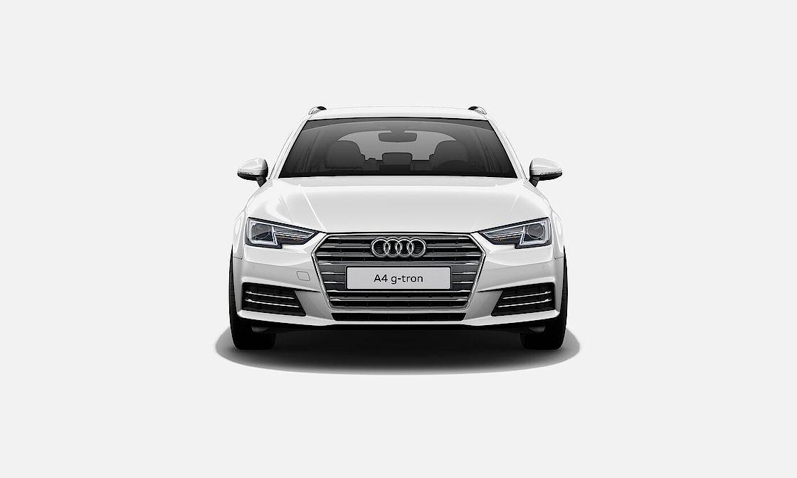 Erdgas: Audi A4 Avant
