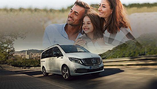 Mercedes-Benz EQV - Elektro Familien-Van