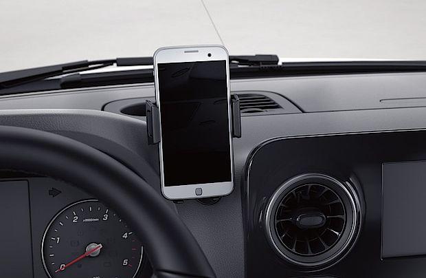 Sprinter Smartphone Halterung