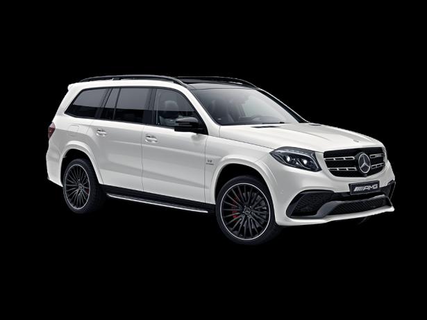 Mercedes-AMG GLS bei Senger