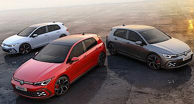 Neuer Golf GTI, GTD und GTE | bald auch bei Senger