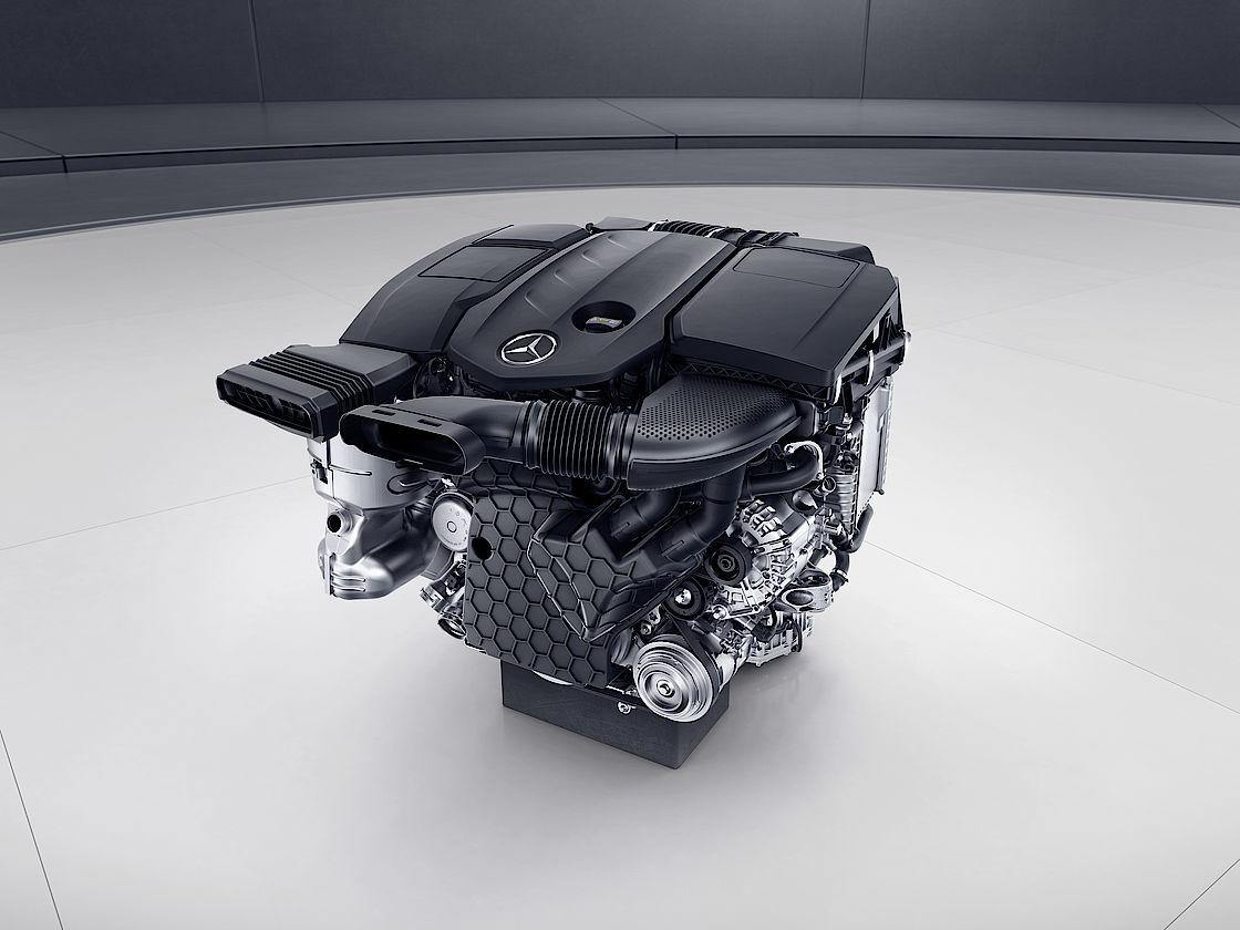 Mercedes-Benz GLE Motor Senger