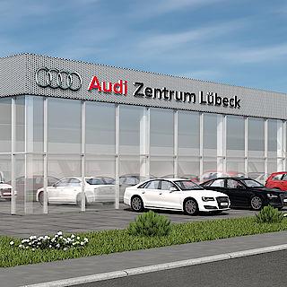 Neueröffnmung des Audi Zentrum Lübecks