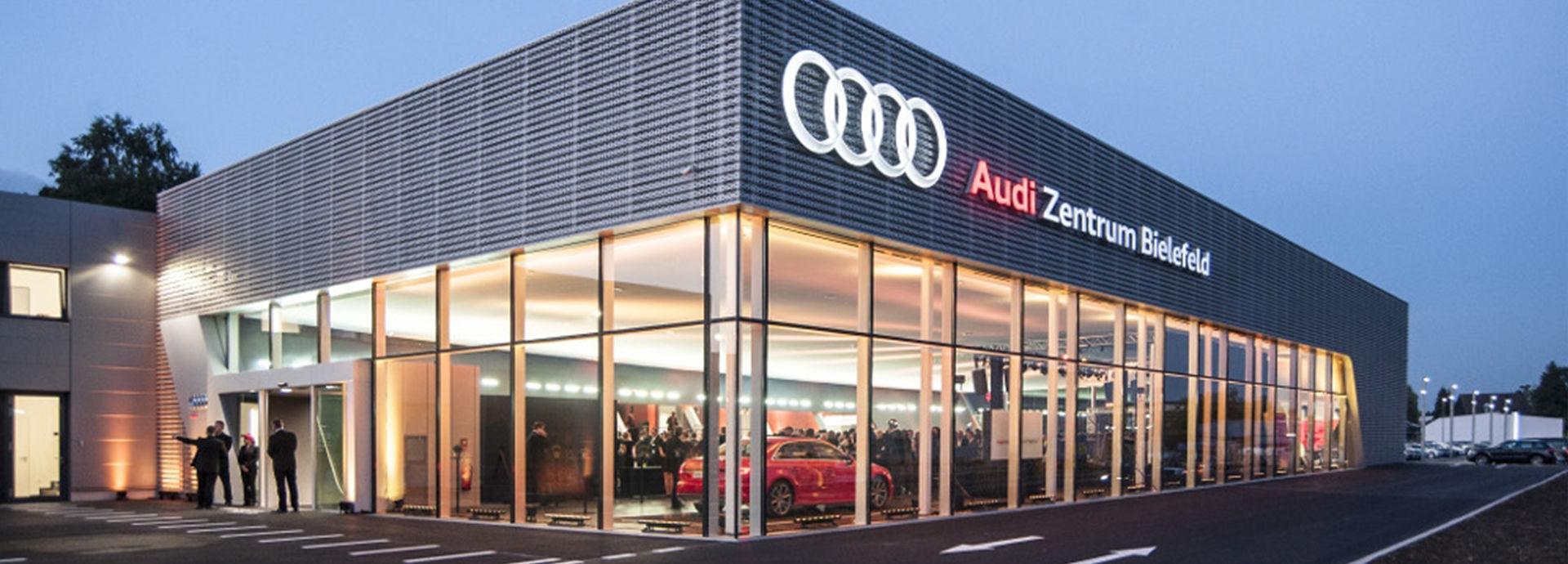 Ihr Audi Partner in Bielefeld   Auto Senger   audi car dealerships near me