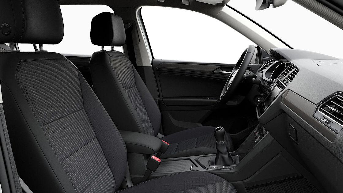 VW Tiguan Sllspace günstig leasen | Sitze