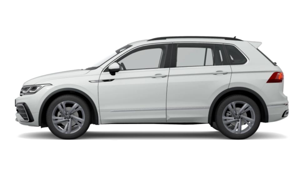 VW Tiguan R-Line im Leasing