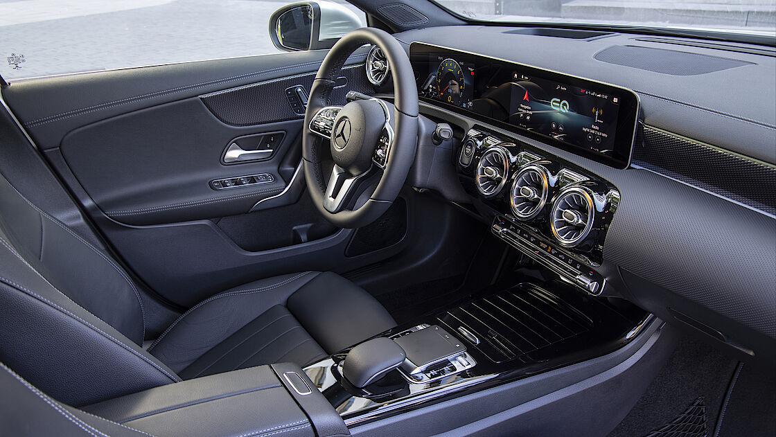 Mercedes-Benz A 250e Interieur