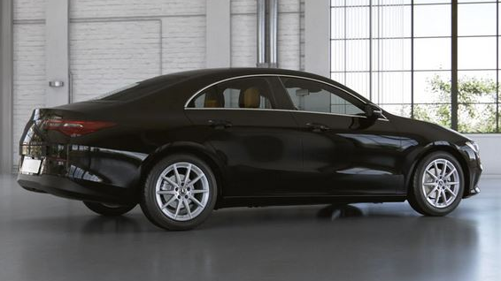 Mercedes-Benz CLA Exterieur