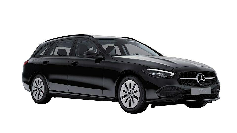 Mercedes-Benz C-Klasse T-Modell Front