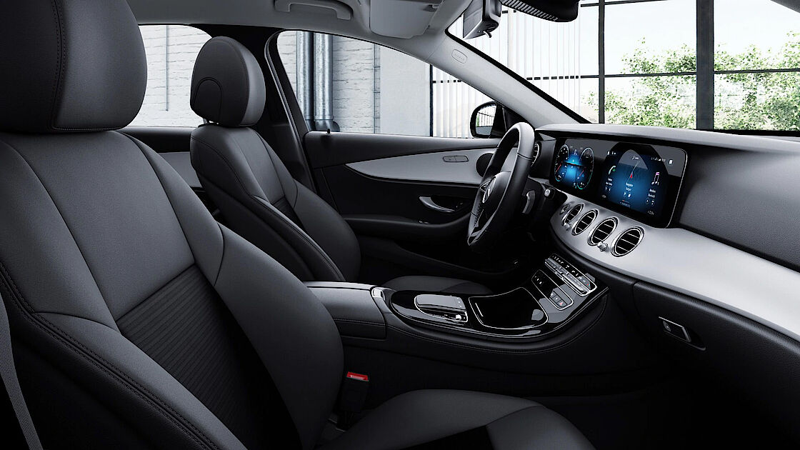 Mercedes-Benz E-Klasse Plug-In-Hybrid Interieur