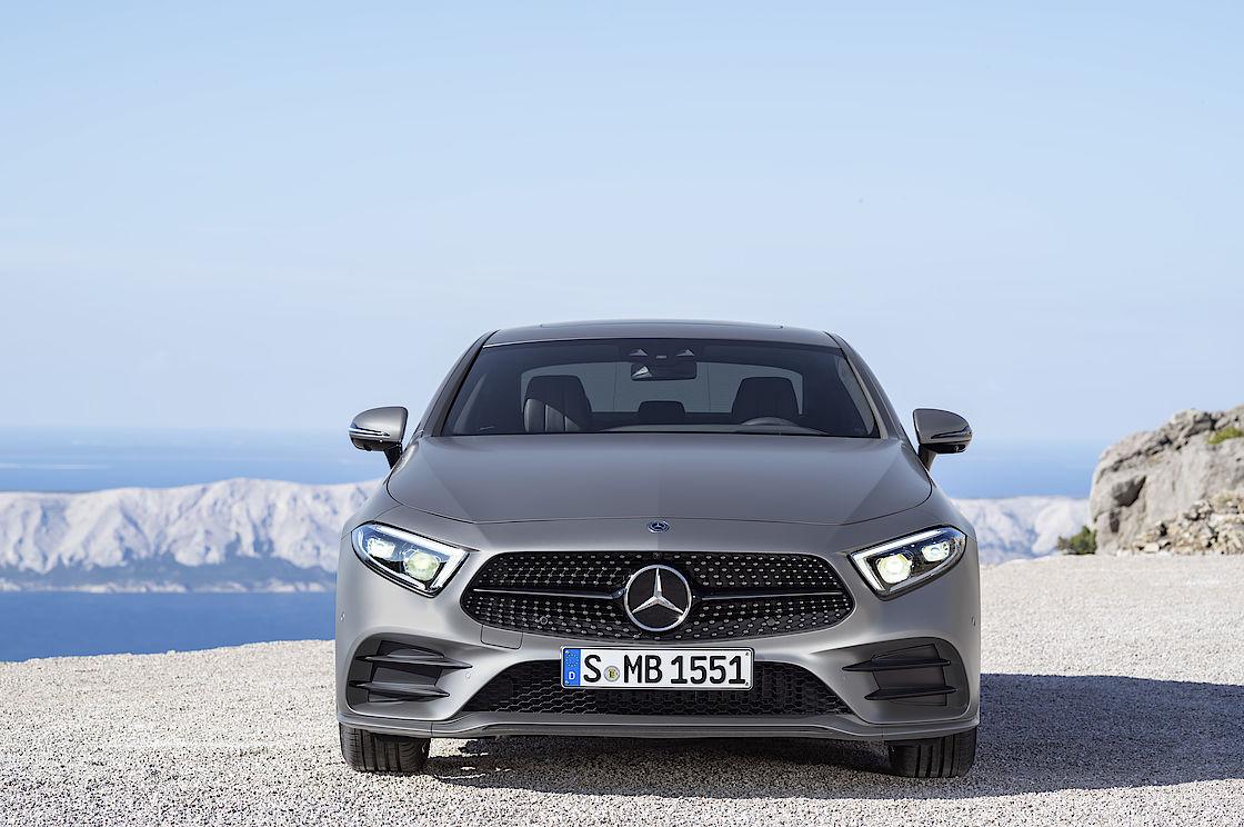 Mercedes-Benz CLS Klasse Exterieur