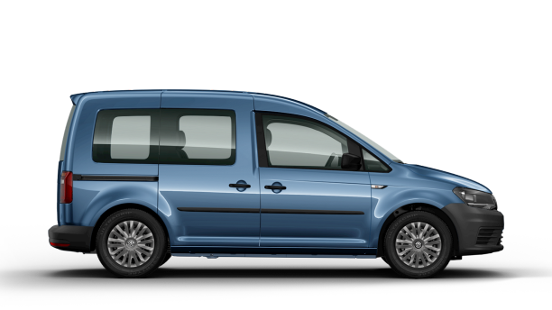 VW Caddy Coneptline BlueMotion