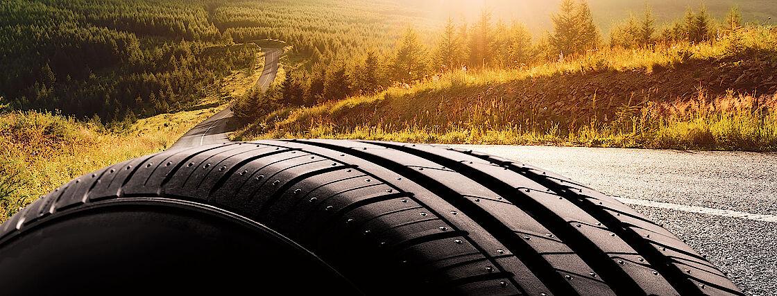 Zum Reifenwechsel bei Senger
