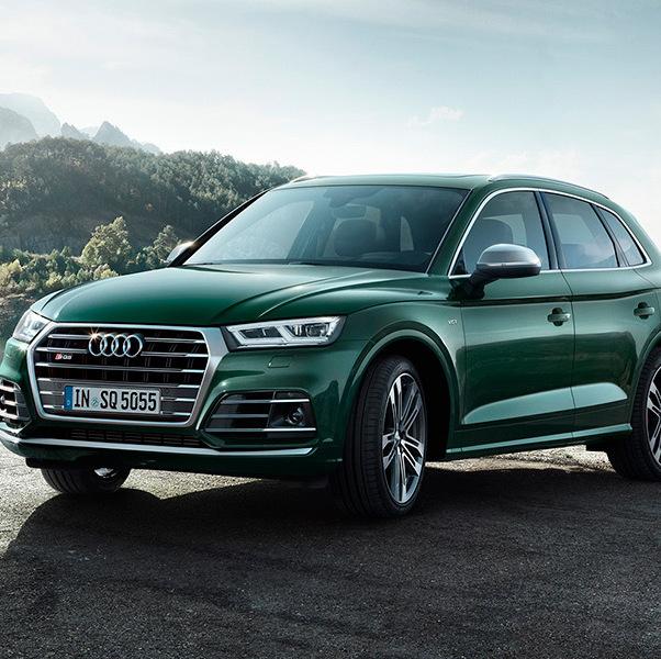Audi SQ 5 bei Senger