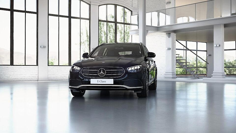 Mercedes-Benz E-Klasse Plug-In-Hybrid Exterieur