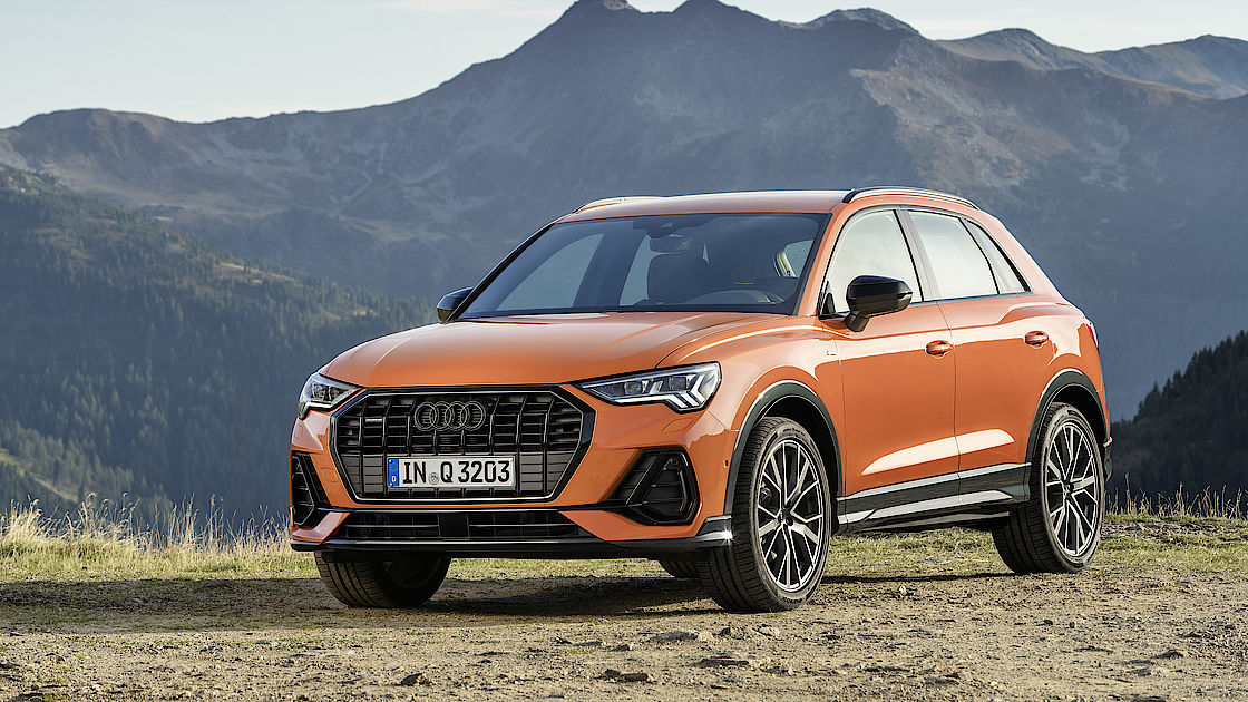 Audi Q3 Leasingangebot