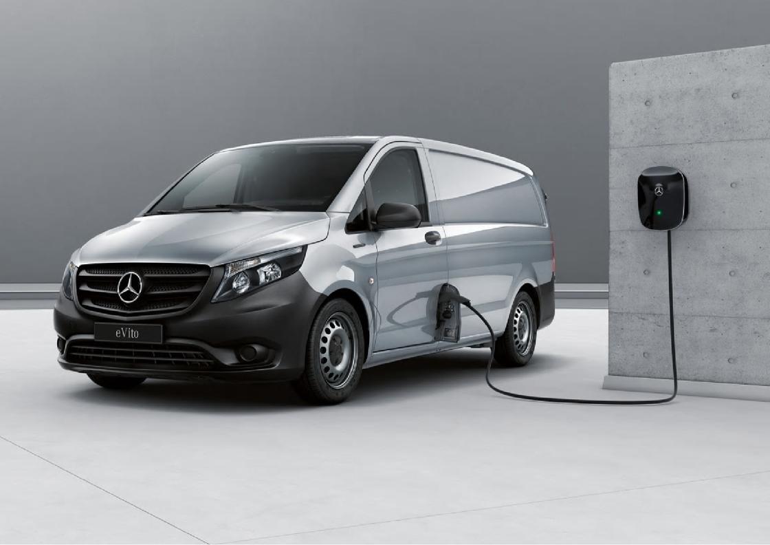 Mercedes-Benz Wallbox
