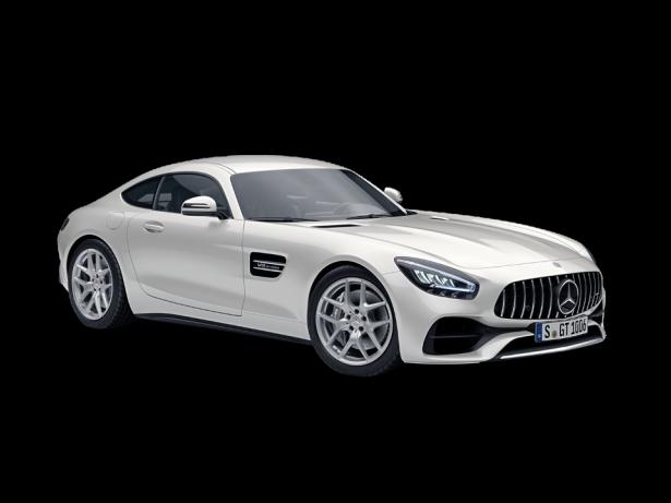 Mercedes-AMG GT-Familie