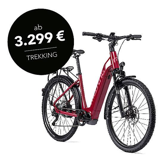 Müsing Pyrit E Intube Trekking Fahrrad
