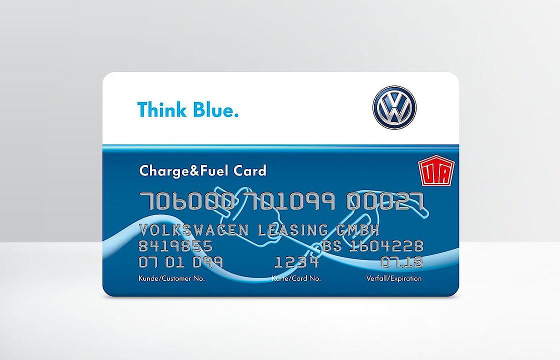 Tankkarte für e-Modelle